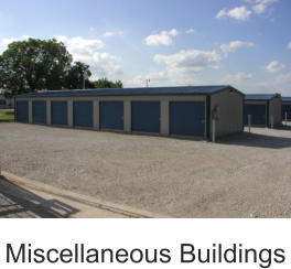 Miscellaneous Buildings